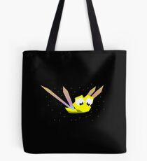 Sparx the dragonfly Tote Bag
