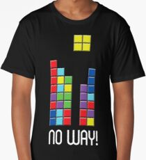 No Way! Long T-Shirt