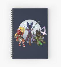My Little Destiny Spiral Notebook