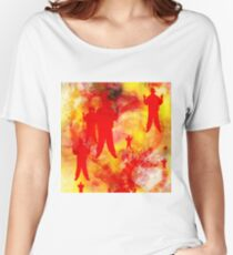 funky Women's Relaxed Fit T-Shirt