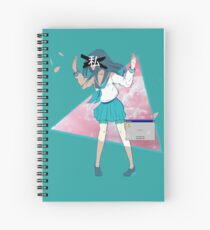 Anime Spiral Notebook