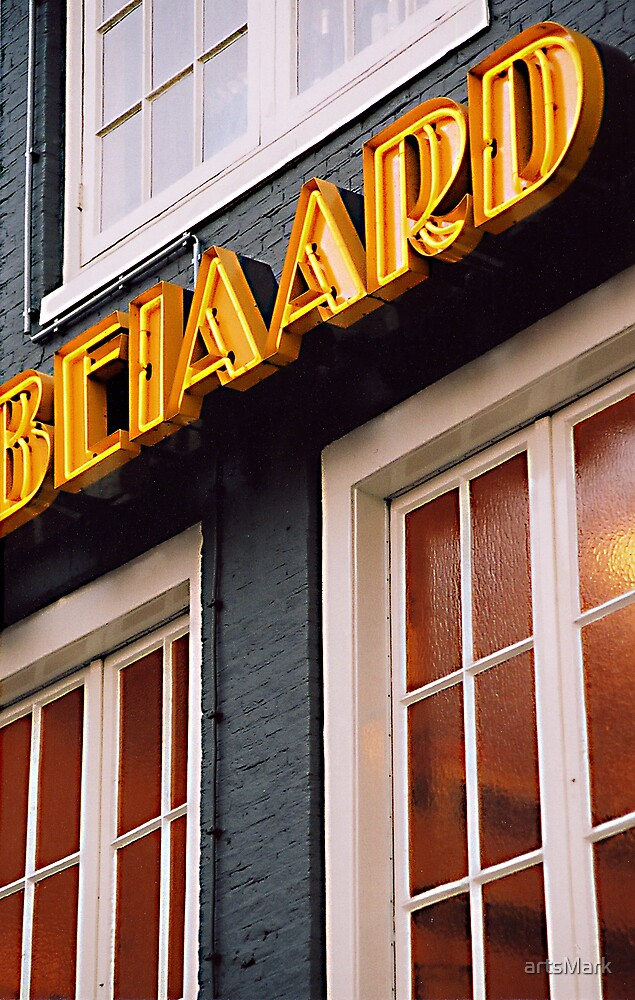 Amsterdam bar by artsMark