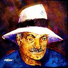 Man in the Panama Hat by Seth  Weaver