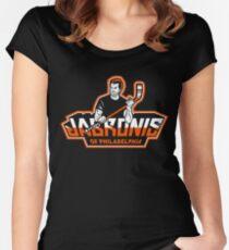 Jabronis of Philadelphia Women's Fitted Scoop T-Shirt
