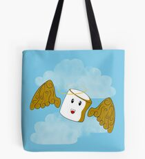 Angelic Marshmallow Tote Bag