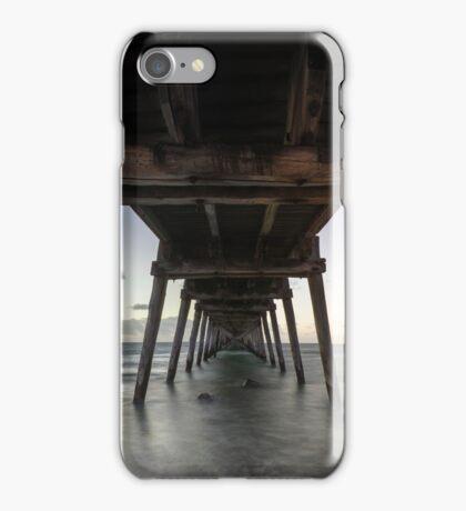 Port Hughes Jetty iPhone Case/Skin