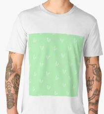 Green Leaves Men's Premium T-Shirt