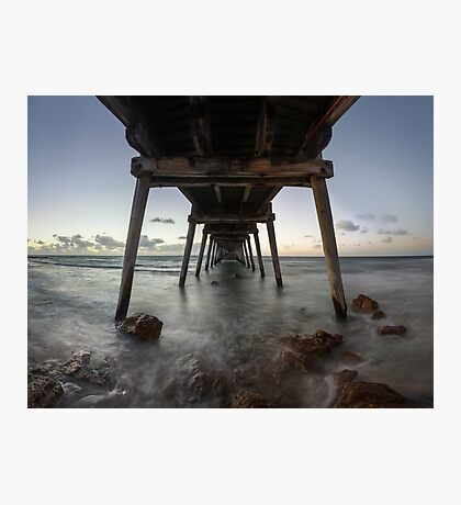 Port Hughes Jetty Photographic Print