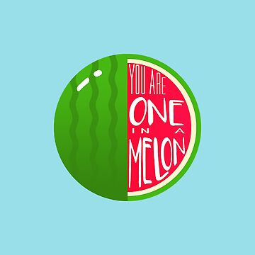One in a Melon by MissCupidTurtle