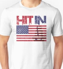 HIT IN USA Unisex T-Shirt