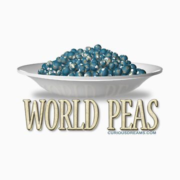 World Peas by Curious