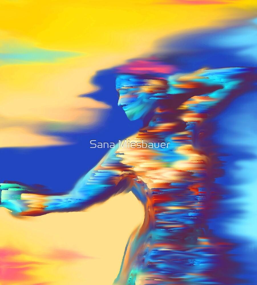Krishna  by Sana Miesbauer