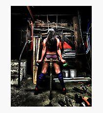 The Power of Femininity Photographic Print