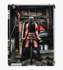The Power of Femininity iPad Case/Skin