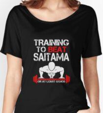 one punch man merchandise Women's Relaxed Fit T-Shirt