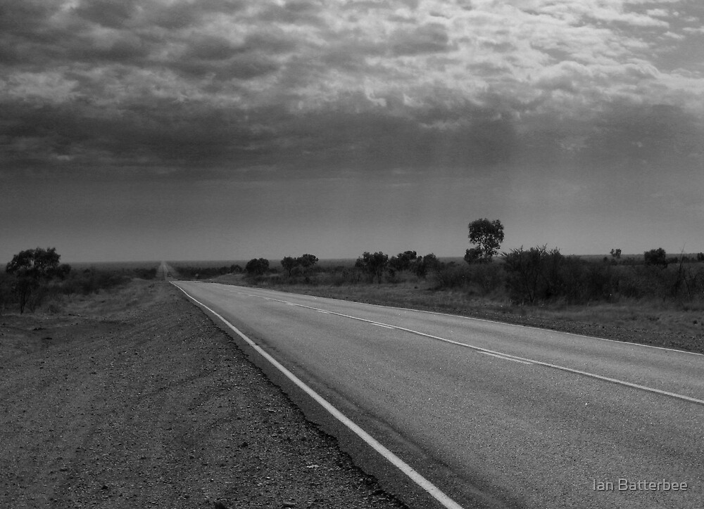 The road to no where? by Ian Batterbee