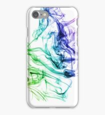 Smoke abstraction. iPhone Case/Skin