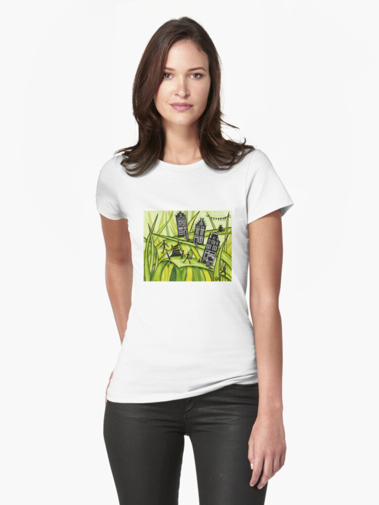 THE GREEN GRASS OF HOME #2 Womens T-Shirt Front