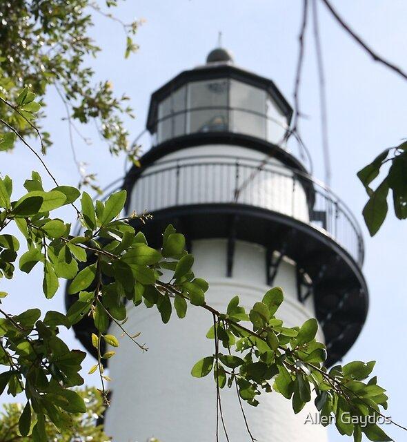 Sailors Beacon by Allen Gaydos