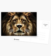 The Lion, the witch..... Postcards