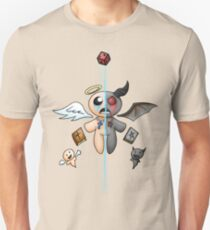 The Two sides of Isaac Unisex T-Shirt