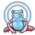 the Trans Toad of Gender Euphoria by hollowedskin