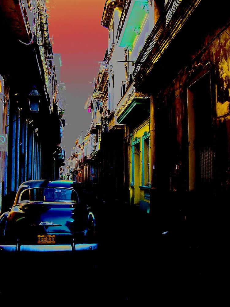 Backstreets by Glenn Browning