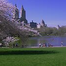 Springtime in the Park by Peter Bellamy