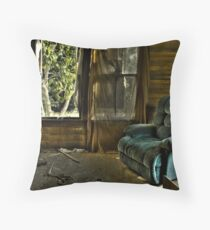 Recliner Memories Throw Pillow
