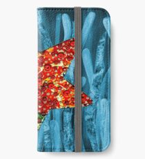 Posidonia oceanica + Starfish iPhone Wallet/Case/Skin