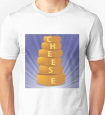 set of cheeses Unisex T-Shirt