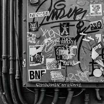 Shibuya Circuit Box by timcostello