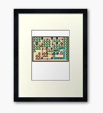 World 1 Framed Print