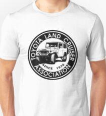 Toyota Land Cruiser ASSC BLK Unisex T-Shirt