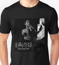 BANKS THE ALTAR 2017 WARKOP T-Shirt