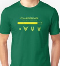 CHARGING CELL Unisex T-Shirt