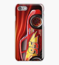 Lightning McQueen iPhone Case/Skin
