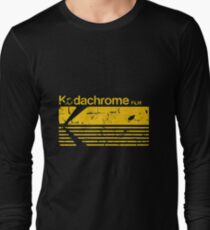 KODACHROME Long Sleeve T-Shirt