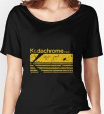 KODACHROME Women's Relaxed Fit T-Shirt