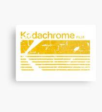 KODACHROME Metal Print