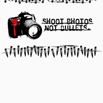 Shoot Photos Not Bullets by Natsky