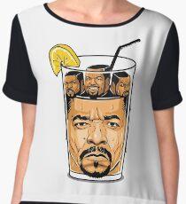 Ice T & Ice Cube Chiffon Top