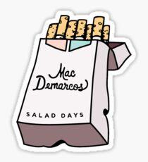 Mac Demarco 3 Sticker