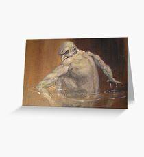 Gollum Greeting Card