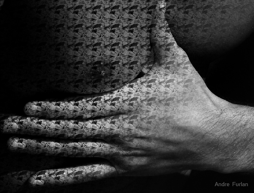 Touched ... by Andre  Furlan