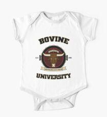 Bovine University One Piece - Short Sleeve