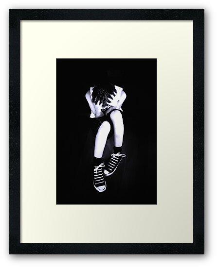 Angst.... by Basia McAuley