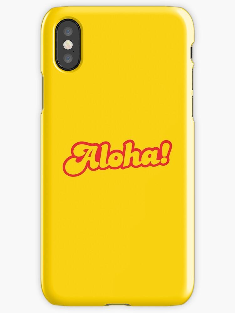 ALOHA! hello from Hawaii by jazzydevil