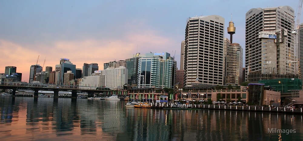 Darling Harbour Panorama by MiImages