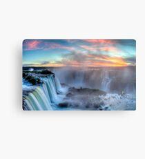 Iguazu Falls - Argentina Metal Print
